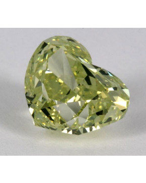 Diamant Hjerte 8-5, 7, 8.61ct