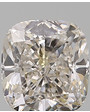 Diamant cushion K VS2 0.5ct 4.7mm