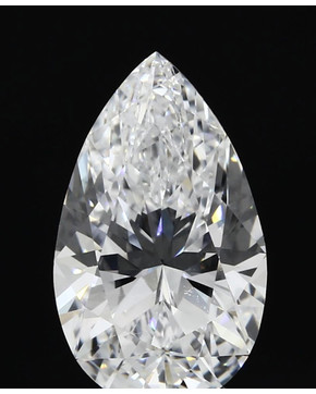 Pære diamant D IF 4.76ct